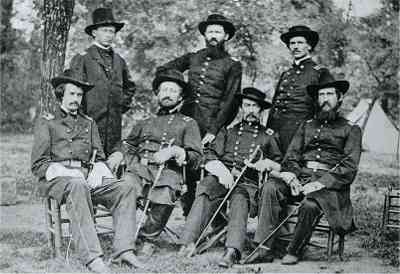 Civil War portrait